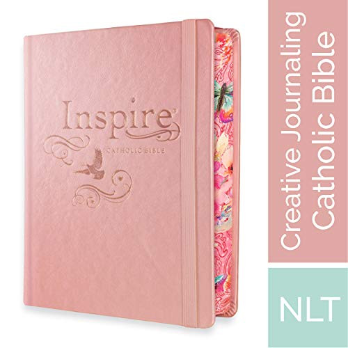 Tyndale NLT Inspire Catholic Bible