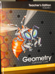 Always Learning Geometry Common Core Teacher'S Edition Volume 1