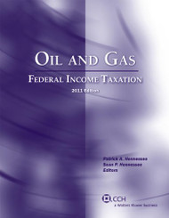 Oil and Gas  Federal Income Taxation