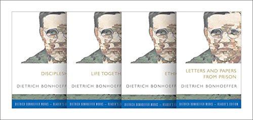Dietrich Bonhoeffer Works??Reader's Edition Set
