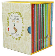 Complete Peter Rabbit Library Box Set With 23 Volumes