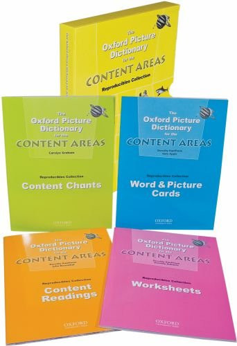 Oxford Picture Dictionary for the Content Areas Reproducible Collection
