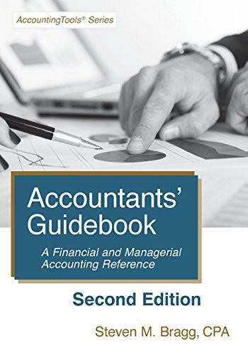 Accountants' Guidebook