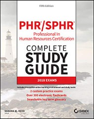 PHR & SPHR Professional in Human Resources Study Guide