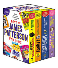 Best of James Patterson for Kids Boxed Set