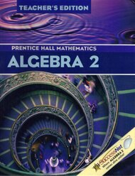 Algebra 2 - Teacher's Edition