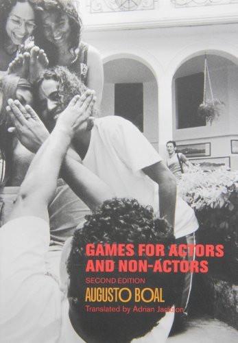 Games for Actors and Non-Actors