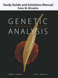 Study Guide and Solutions Manual for Genetic Analysis An Integrated Approach