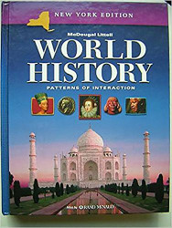 Mcdougal Littell World History  by Mcdougal Littel