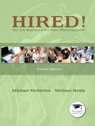 Hired! The Job Hunting and Career Planning Guide