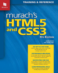 Murach's Html and Css