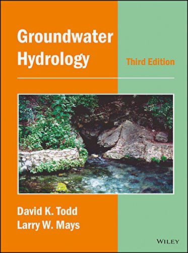 Groundwater Hydrology d