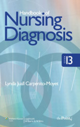 Handbook Of Nursing Diagnosis