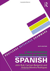 New Reference Grammar of Modern Spanish