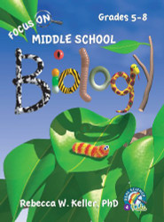 Focus On Middle School Biology Student Textbook