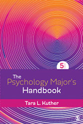 Psychology Major?s Handbook