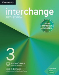 Interchange Level 3 Student's Book With Online Self-Study And Online Workbook