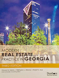 Modern Real Estate Practice in Georgia