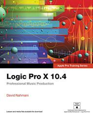 Logic Pro X Apple Professional Music Production