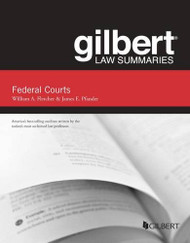Gilbert Law Summaries on Federal Courts