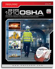 JAN 2019 OSHA General Industry 29CFR1910 Regulations and Standards 1/19