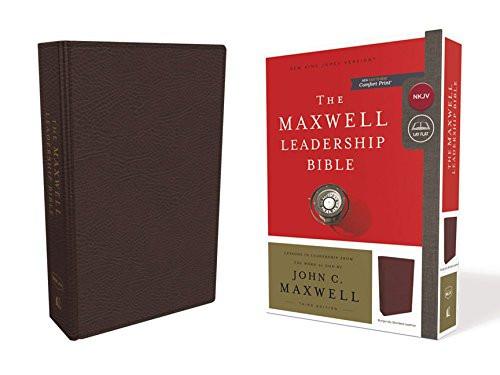 NKJV the Maxwell Leadership Bible
