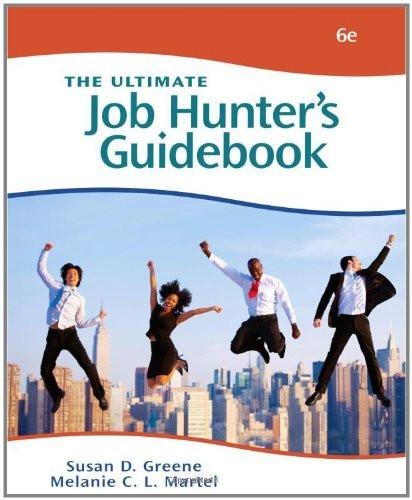 Ultimate Job Hunter's Guidebook