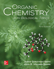 Student Solutions Manual for Organic Chemistry with Biological Topics