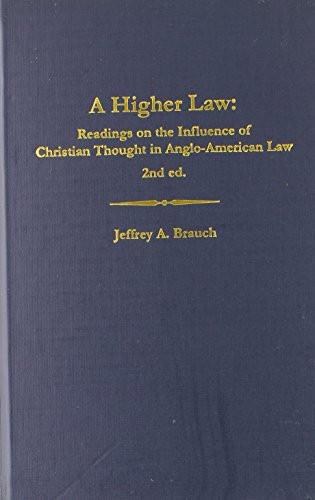 Higher Law