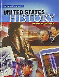 High School United States History 2013 Modern America Grade 10/12