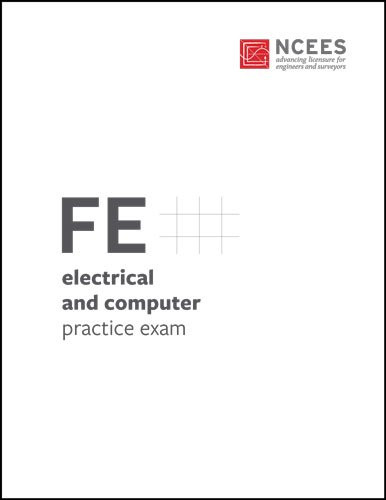 FE Electrical and Computer Practice Exam by ncees
