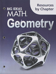 Big Ideas Math Geometry