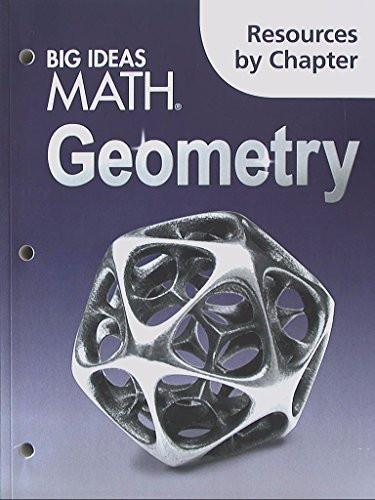 Big Ideas Math Geometry