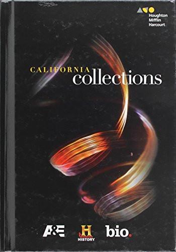 Houghton Mifflin Harcourt Collections California Grade 11 2017