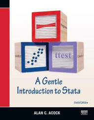 Gentle Introduction to Stata