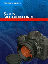 Saxon Algebra 1 Teacher's Edition