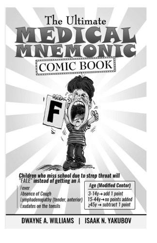 Ultimate Medical Mnemonic Comic Book