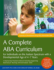 Complete ABA Curriculum for Individuals on the Autism Spectrum with a