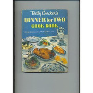 Betty Crocker's Dinner For Two Cook Book