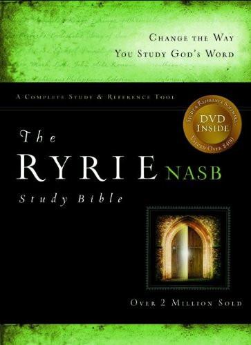 Ryrie Nasb Study Bible
