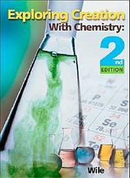 Exploring Creation With Chemistry Full Set With Solutions And Tests