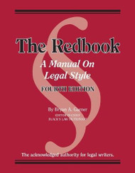 Redbook  A Manual on Legal Style
