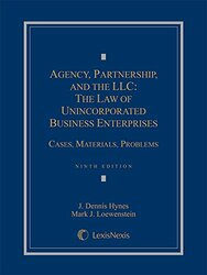 Agency Partnership and the Llc