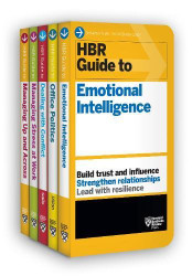 HBR Guides to Emotional Intelligence at Work Collection