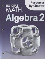 Big Ideas Math Algebra 2