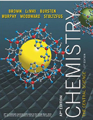 Chemistry the Central Science Ap Edition
