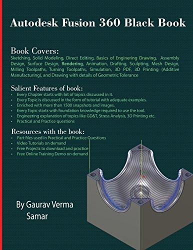 Autodesk Fusion 360 Black Book