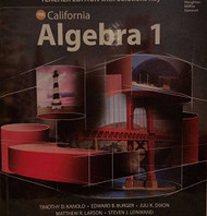 HMH Algebra 1 California