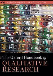 Oxford Handbook of Qualitative Research