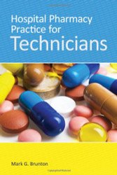 Hospital Pharmacy Practice For Technicians